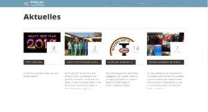 Neue Interplast Website Aktuelles
